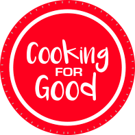 cooking for good logo